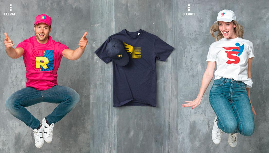halvat t-paidat painatuksella